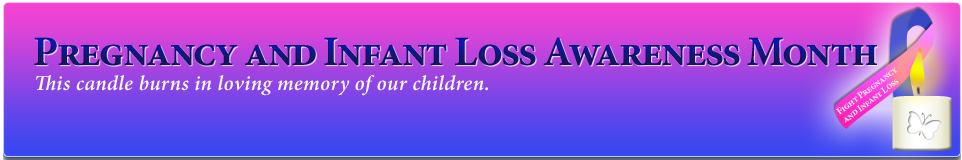 Infant Loss Awareness